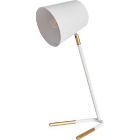 Настольная лампа «Skora» L1152P, цвет белый