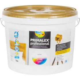 Краска для стен Primalex Prof база A 10 л