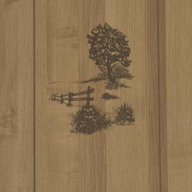 Панель МДФ Лесная сказка 2440х1220 мм, 2.98 м²