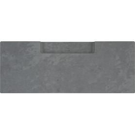 Двери для шкафа Delinia «Берлин» 40x70 см, МДФ, цвет серый, 3 шт.