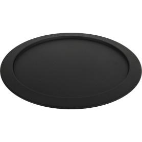 Подставка для свечей 30 см, цвет чёрный