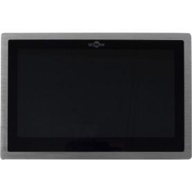 Видеодомофон AHD серебр 10/ touch screen