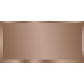 Плитка зеркальная Mirox 3G прямоугольная 20x10 см цвет бронза