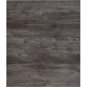 Дверь для шкафа Delinia «Сосна лофт» 60x70 см, ЛДСП, цвет чёрный