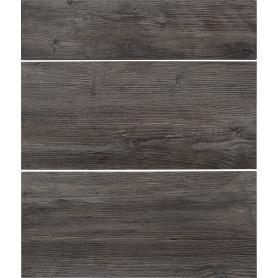 Двери для шкафа Delinia «Сосна лофт» 60x70 см, ЛДСП, цвет чёрный, 3 шт.