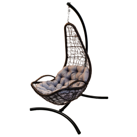 Кресло подвесное Париж с опорой