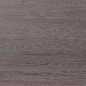 Стеновая панель «Фрейм тёмный» 240х0.6х60 см, ДСП, цвет бежевый