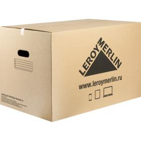 Коробка картонная 60х40х40 см