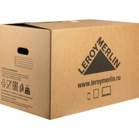 Коробка для переезда усиленная 60х40х40 см, картон