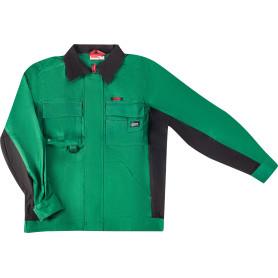 Куртка Спец-Авангард размер 48-50, цвет зелёный/чёрный