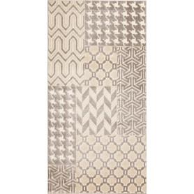 Ковёр Reflex 40151/67, 0.8х1.5 м, цвет серый