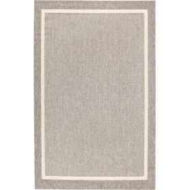 Ковёр Fenix 20427/332, 1.4х2 м, цвет серый