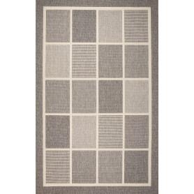 Ковёр Fenix 20426/332, 1.6х2.3 м, цвет серый