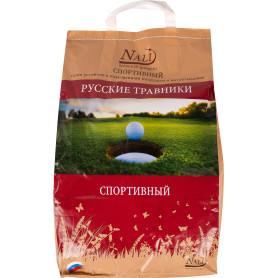 Семена газона Русские травники Спортивный 2.8 кг