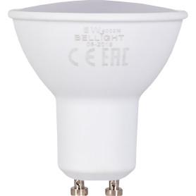 Лампа светодиодная Bellight GU10 220-240 В 6 Вт 420 лм, белый свет