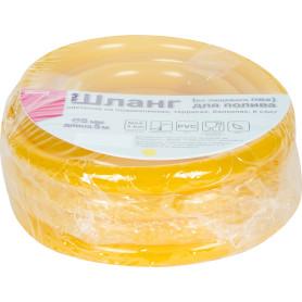 Шланг для полива Boutte 8 мм 5 м, цвет жёлтый