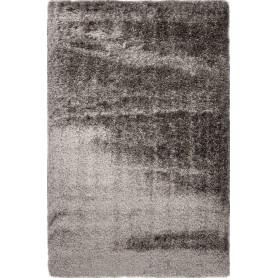 Ковёр Crystal 51GMG, 1.6х2.3 м, цвет тёмно-серый