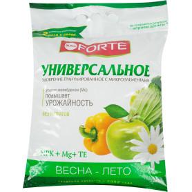 Удобрение с микроэлементами универальное (весна) 4.5 кг