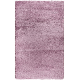 Ковёр «Шагги Тренд» L001, 0.6х1.1 м, цвет сиреневый