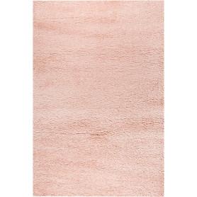 Ковёр «Шагги Тренд» L001, 0.6х1.1 м, цвет розовый