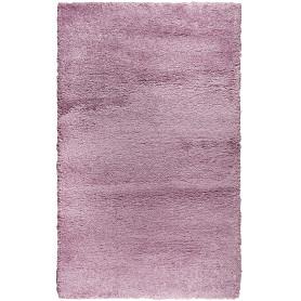 Ковёр «Шагги Тренд» L001, 0.8х1.5 м, цвет сиреневый