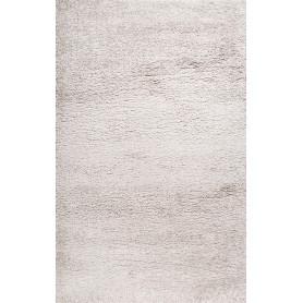 Ковёр «Шагги Тренд» L001, 1х2 м, цвет серый