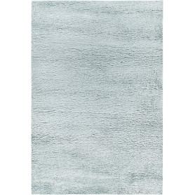 Ковёр «Шагги Тренд» L001, 1.5х2.3 м, цвет голубой