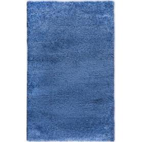 Ковёр «Шагги Тренд» L001, 1.5х2.3 м, цвет синий