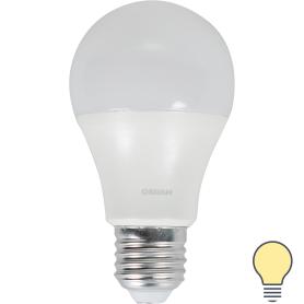Лампа светодиодная Osram Е27 220 В 7 Вт 600 лм, тёплый белый свет