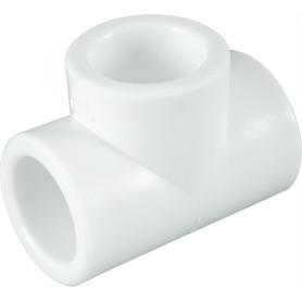 Тройник ⌀25 х 25 х 25 мм полипропилен