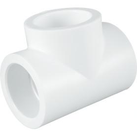Тройник ⌀40 х 40 х 40 мм полипропилен