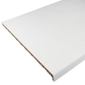 Подоконник ПВХ 3000х500 мм, цвет белый