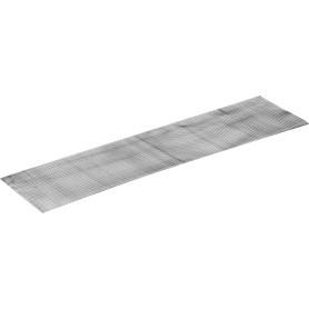 Лист декоративный ПВЛ TR10 0.8х250х1000 мм, алюминий