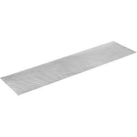 Лист декоративный ПВЛ TR16 0.8х250х1000 мм, алюминий