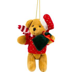 Набор ёлочных украшений «Медведи»