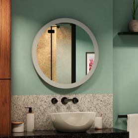 Зеркало «Мальта люкс» с подсветкой ø 64.5 см