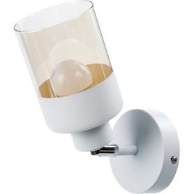 Настенный светильник Kenny 3108/1W, цвет белый/хром