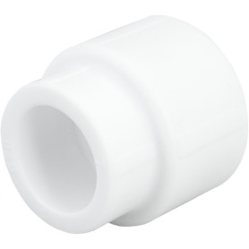 Муфта ⌀25 х 20 мм ВР полипропилен