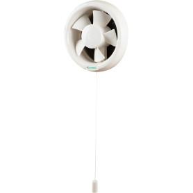 Вентилятор осевой вытяжной Домовент 150 ОК D200 мм 16 Вт