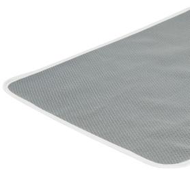 Чехол универсальный 156х52 см цвет серый