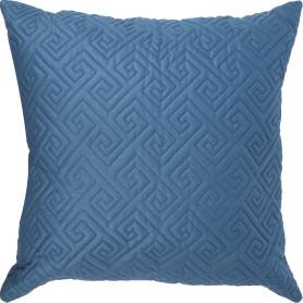 Подушка стёганая, 50х50 см, цвет звёздный