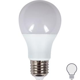 Лампа светодиодная A60 E27 220 В 8 Вт груша 660 лм, белый свет