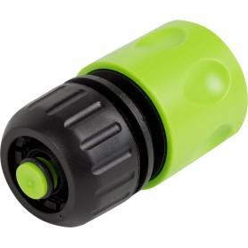 Коннектор для шланга быстросъёмный с автостопом Cellfast Economic, 1/2- 5/8 дюйма