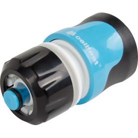 Коннектор для шланга быстросъёмный с автостопом Cellfast Eco Plus 1/2 дюйма