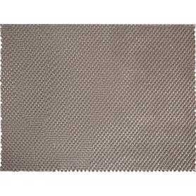 Коврик универсальный 40x30 см, цвет серый