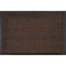Коврик «Step», 60х90 см, полипропилен, цвет коричневый