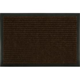 Коврик «Start», 40х60 см, полипропилен, цвет коричневый