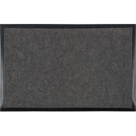 Коврик «Ekspo», 50х80 см, полипропилен, цвет серый