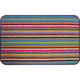 Коврик «Jolly», 50x80 см, полипропилен, цвет мультиколор