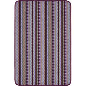 Коврик «Jolly», 80x120 см, полипропилен, цвет фиолетовый